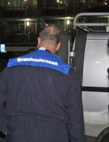 18 november Bedrijfsbus in brand gestoken Esdoorn Naaldwijk[VIDEO]