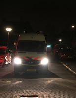 20 maart Aanhoudingen na vondst overleden persoon Zwanenbloem Den Hoorn