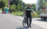 27 augustus Traumahelikopter vliegt uit voor zwaargewonde wielrenner Zuideindseweg Delfgauw