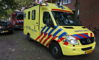 19 september Jongetje gewond geraakt door steekvlam na aansteken BBQ Van Foreestweg Delft [VIDEO]