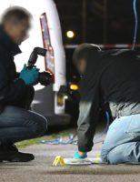 2 mei Daders op de vlucht na schietpartij Franklinstraat Den Haag