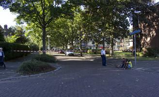 5 september Steekpartij Colijnlaan Delft
