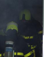 13 mei keukenbrand Prof. Telderslaan Delft