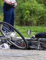 3 april Aanrijding tussen fietser en automobilist Vlaardingen