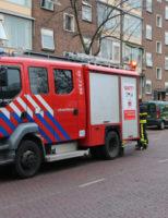 29 januari Wasdroger vliegt in brand in woning Hugo de Grootstraat Delft