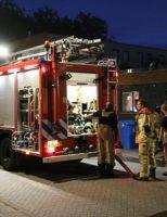9 juli Brandweer rukt uit na brandstichting in ondergrondse container Glenn Millerstraat Delft