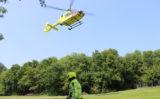 28 mei Mobiel Medisch Team ingezet bij medische noodsituatie Bosweg Monster