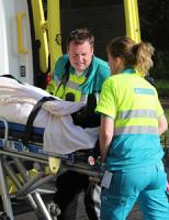 18 oktober Vrouw gewond bij ongeval Nieuweweg Poeldijk