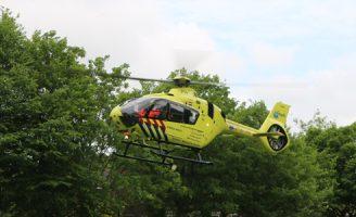 10 mei Scooterrijder zwaargewond na eenzijdig ongeval Mgr Bekkerslaan Rijswijk