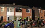 20 oktober Flinke nachtelijke brand in woning Berestein Kwintsheul [VIDEO]