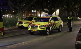 13 september Mobiel Medisch Team assisteert bij onwelwording op straat Krakeelpolderweg Delft