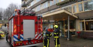 30 januari Middelbrand door wierook Stefanna Aart van der Leeuwlaan Delft