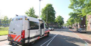 7 mei Vrouw zwaargewond bij aanrijding Stalpaert van der Wieleweg Delft