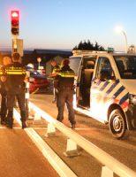 15 mei Overval op de Jumbo Vrijheidslaan Delft; politie lost waarschuwingsschoten bij aanhouding