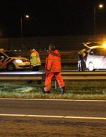 20 oktober Meerdere gewonden bij éénzijdig ongeval A4 Leiden