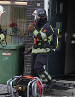 9 april Brand in woning blijkt vermoedelijk brandstichting Pernis