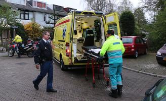 6 april Traumateam ingezet bij incident in woning Van Der Kamlaan Delft