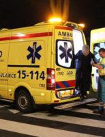 14 januari Geen gewonden maar wel flinke schade bij aanrijding Van Alkemadelaan Den Haag