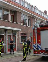 11 juli Pannetje op het vuur zorgt voor 4e brandweer uitruk Raamstraat Delft