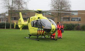 20 december Mobiel Medische Team ingezet voor medische noodsituatie Houtsingel Zoetermeer