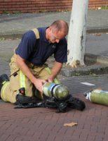 1 november Melding gebouwbrand blijkt pannetje op het vuur Limastraat Den Haag