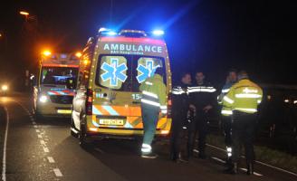 9 december Fietsers gewond na aanrijding met kat Schipluiden