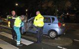 16 december Flinke schade na eenzijdig ongeval met paal Noordweg Den Haag