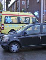 5 november Snorfiets bestuurder gewond bij aanrijding Aagje Dekenlaan Den Haag