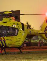7 augustus Hulpdiensten rukken uit voor medische noodsituatie Delftweg Rijswijk