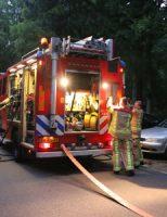 4 juni Gedumpte auto volledig door brand verwoest Don Boscolaantje Rijswijk