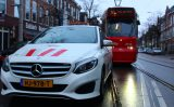 14 november Vertraging door aanrijding tussen voetganger en busje Paul Krugerlaan Den Haag