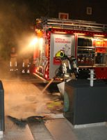 4 juni Sterkte brandlucht blijkt afkomstig van een buitenbrand Cort van der Lindenstraat Delft