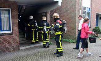 3 juli Mogelijk brandstichting Noorderhof Delft