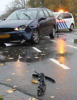 20 november Gewonde bij zoveelste aanrijding Verrijn Stuartlaan Rijswijk