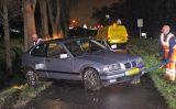 20 november Dronken bestuurder rijdt auto van weg Woudseweg N223 Schipluiden