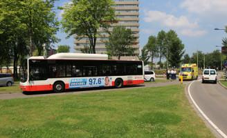 17 juli Fietsster gewond na aanrijding met Veoliabus Delflandplein Delft