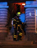 30 september Brandje op balkon Zwolsestraat Den Haag