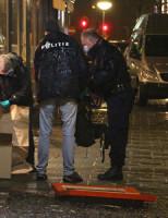 2 april Twee aanhoudingen na plofkraak pinautomaat Van Foreestweg Delft [VIDEO]