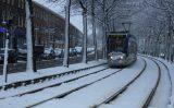 10 december Bevroren tramwissel zorgt voor veel vertragingen in Den Haag