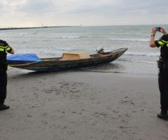 28 juli Drie Zwitsers stranden op hoogtepunt vier weekse reis Hoek van Holland