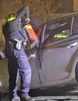 7 januari Geparkeerde auto uitgebrand Stuwstraat Den Haag