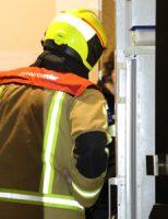 7 januari Misverstand zorgt voor grote inzet hulpdiensten Sint Jorispad Naaldwijk
