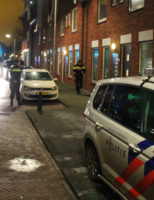 24 februari Brandweer rukt uit voor een gaslucht Viljoenstraat Den Haag
