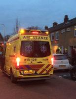 6 februari Twee gewonden bij brand op zolder Het Tolland Wateringen