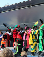 26 oktober Demonstratie voor behoud zwarte piet Den Haag