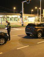 22 juli Geen gewonden bij aanrijding tussen vier voertuigen Noordsingel Leidschendam