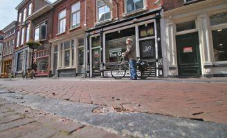 17 mei Coffeeshop The Future opnieuw beschoten, Breestraat ook afgesloten [VIDEO]