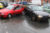 27 februari Schade na aanrijding tussen twee voertuigen La Reyweg Den Haag