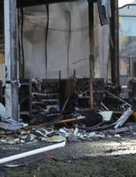 1 januari Zeer grote brand bij ijzerwarenbedrijf Slotenmakerstraat Naaldwijk [VIDEO]
