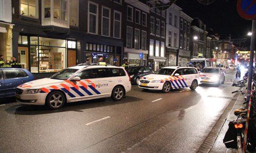 """<h2><a href=""""http://district8.net/14-december-politie-lost-schot-bij-aanhouding-verdachte-wagenstraat-den-haag.html"""">14 december Politie lost schot bij aanhouding verdachte Wagenstraat Den Haag<a href='http://district8.net/14-december-politie-lost-schot-bij-aanhouding-verdachte-wagenstraat-den-haag.html#comments' class='comments-small'>(0)</a></a></h2>  Den Haag - De politie heeft donderdagavond een schot gelost bij een aanhouding in de Wagenstraat in Den Haag. In Rotterdam kreeg een bestuurder van een personenauto een stopteken, de"""